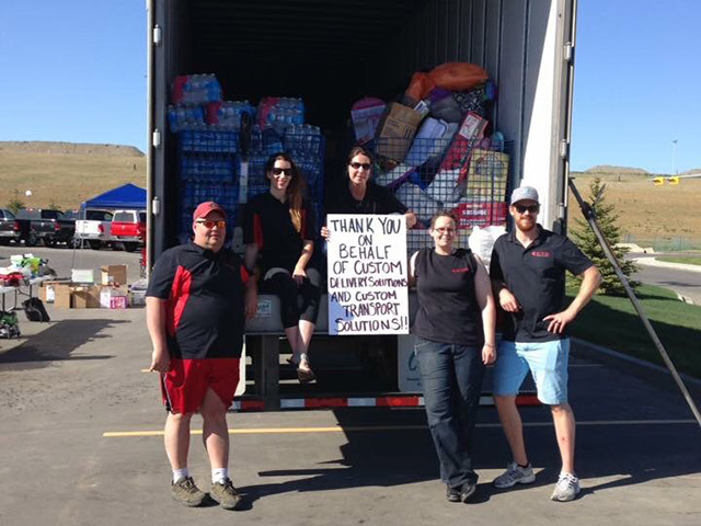 Fort Mac Food Drive